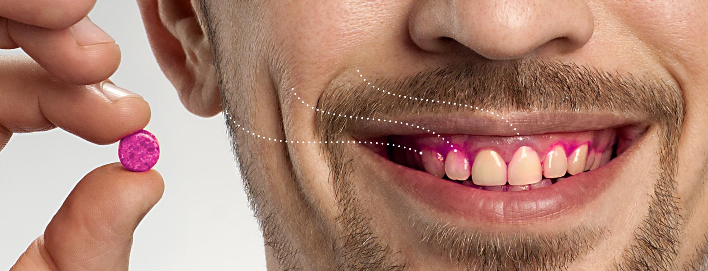 Поранила десну зубов